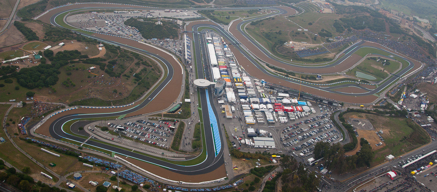Circuito de Jerez. Photo courtesy of Dorna.