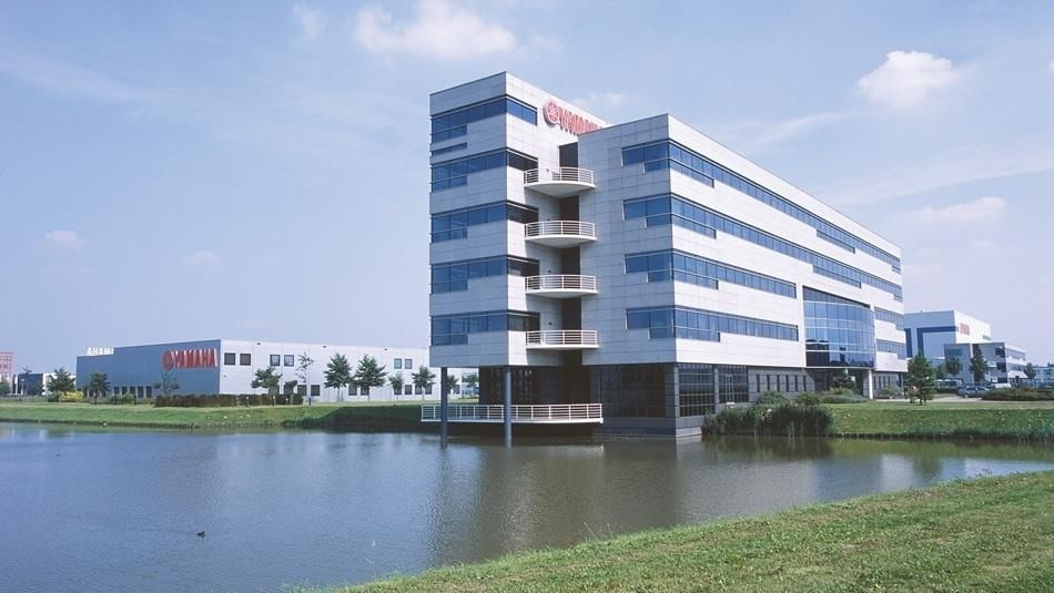 Yamaha Motor Europe (YME) headquarters in the Netherlands. Photo courtesy of Yamaha Motor Europe.