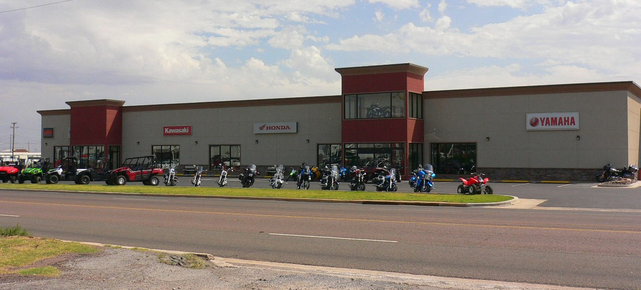 Altus Motorsports, a powersports dealership in Altus, Oklahoma. Photo courtesy of Altus Motorsports.