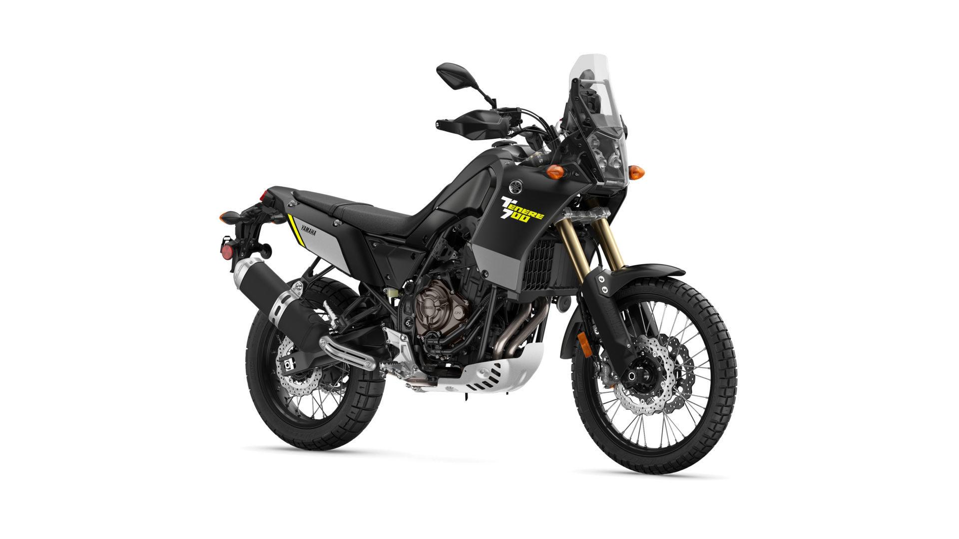 A 2021-model Yamaha Ténéré 700. Photo courtesy Yamaha Motor Corp., U.S.A.