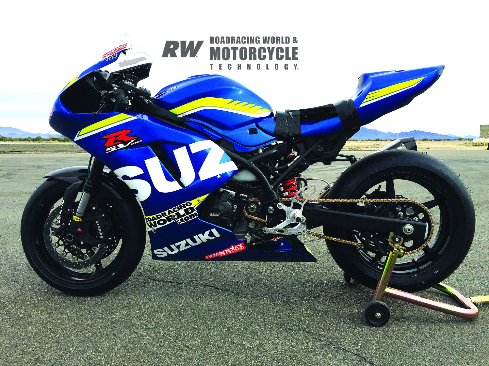 Suzuki Sv650 Project Motoamerica Twins Cup Title Winner P2 In The May Issue Roadracing World Magazine Motorcycle Riding Racing Tech News