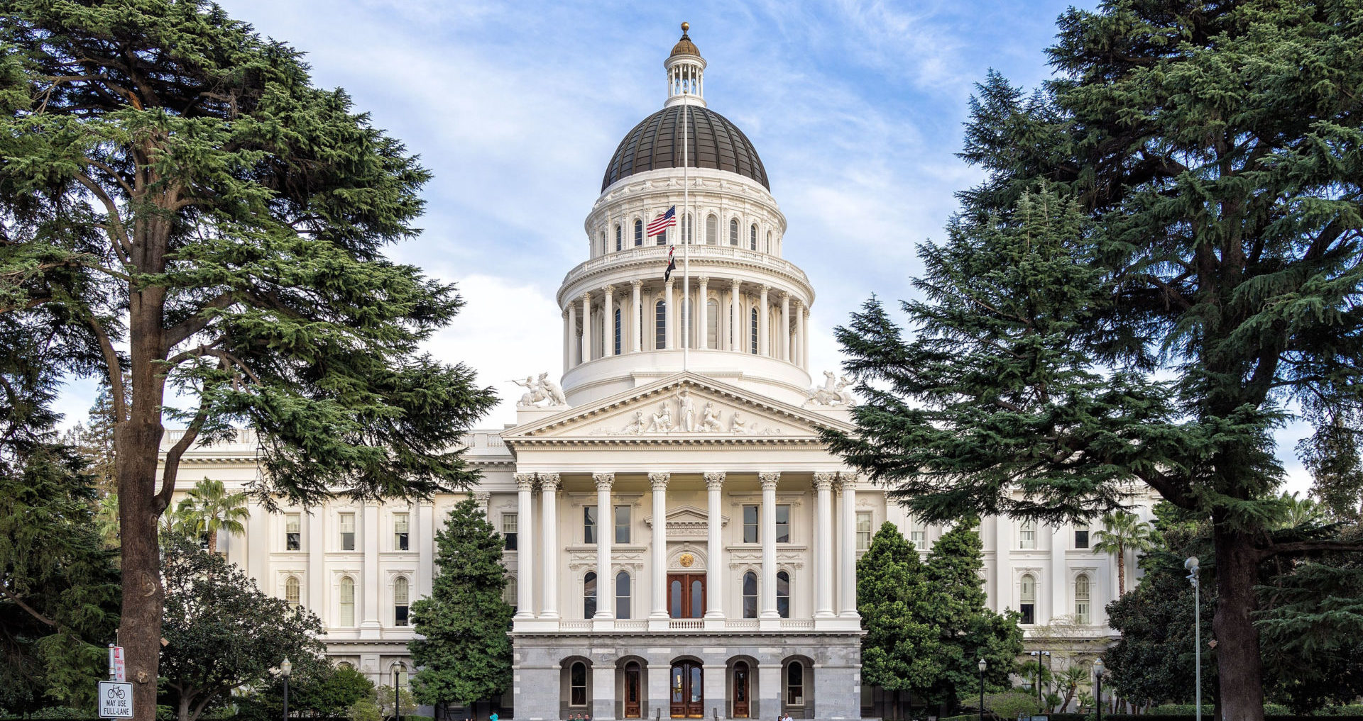 The California State Capitol building in Sacramento, California. Photo courtesy California State Assembly.