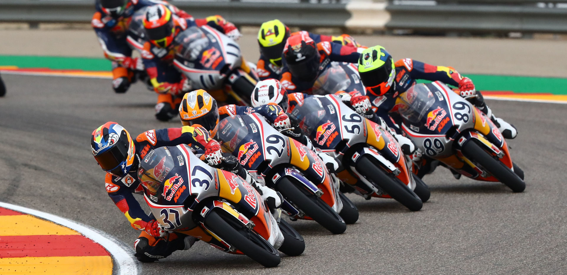 New Red Bull Motogp Rookies Cup Schedule Released Roadracing World Magazine Motorcycle Riding Racing Tech News