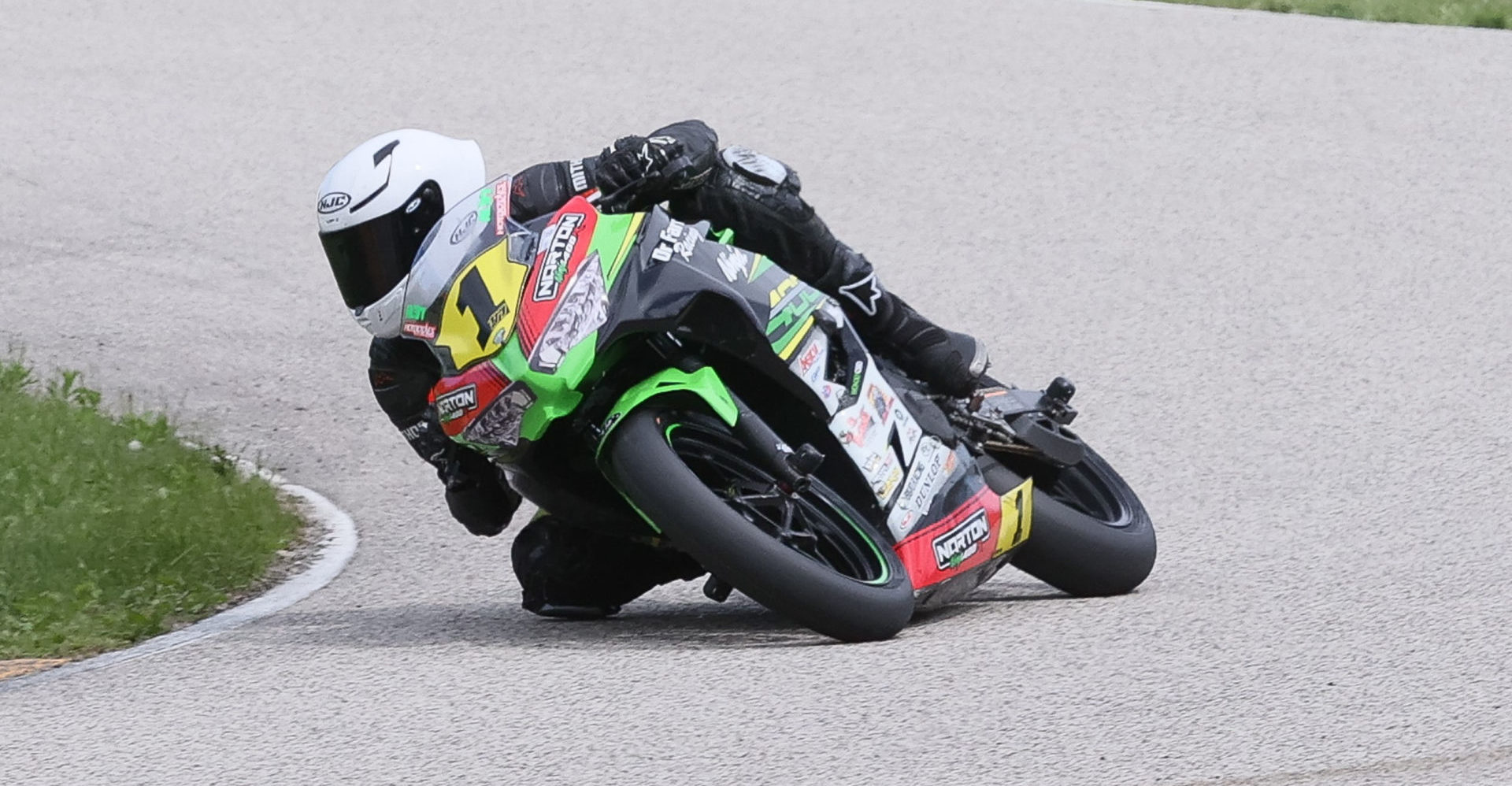 Rocco Landers (1). Photo by Brian J. Nelson, courtesy MotoAmerica.