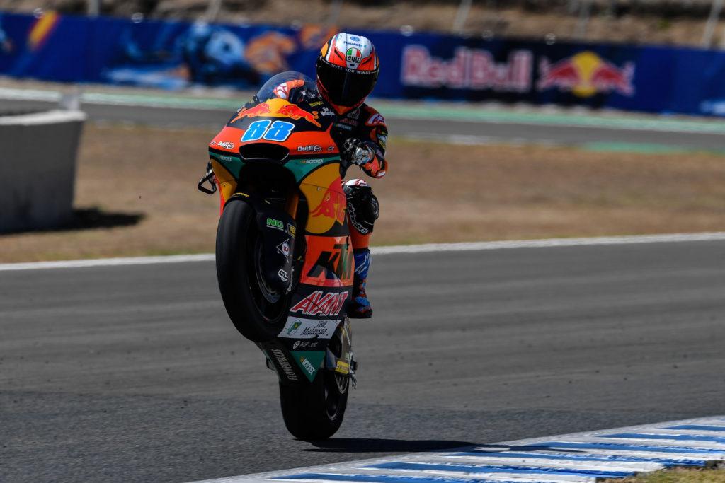 MotoGP: Vinales Quickest During Testing At Jerez (Updated ...