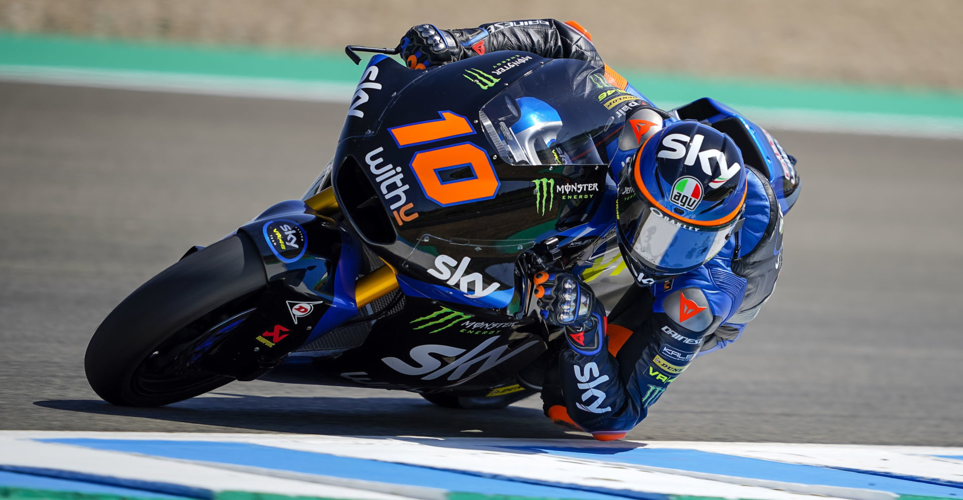 Moto2: Luca Marini Quickest, Joe Roberts 9th In FP1 At Jerez - Roadracing  World Magazine | Motorcycle Riding, Racing & Tech News