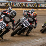 The 2020 American Flat Track season opens July 17 in Florida. Photo courtesy AFT.