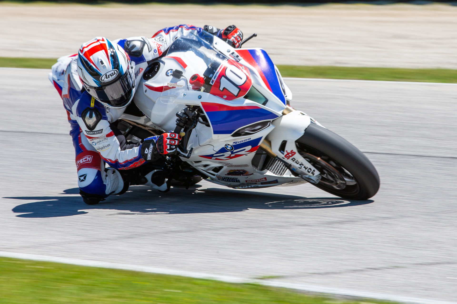 Travis Wyman (10). Photo by Brock Imaging, courtesy Travis Wyman Racing.