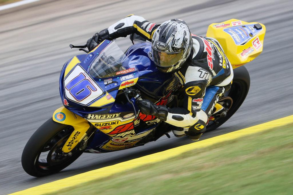 Kevin Olmedo (16). Photo by Brian J. Nelson, courtesy Altus Motorsports.