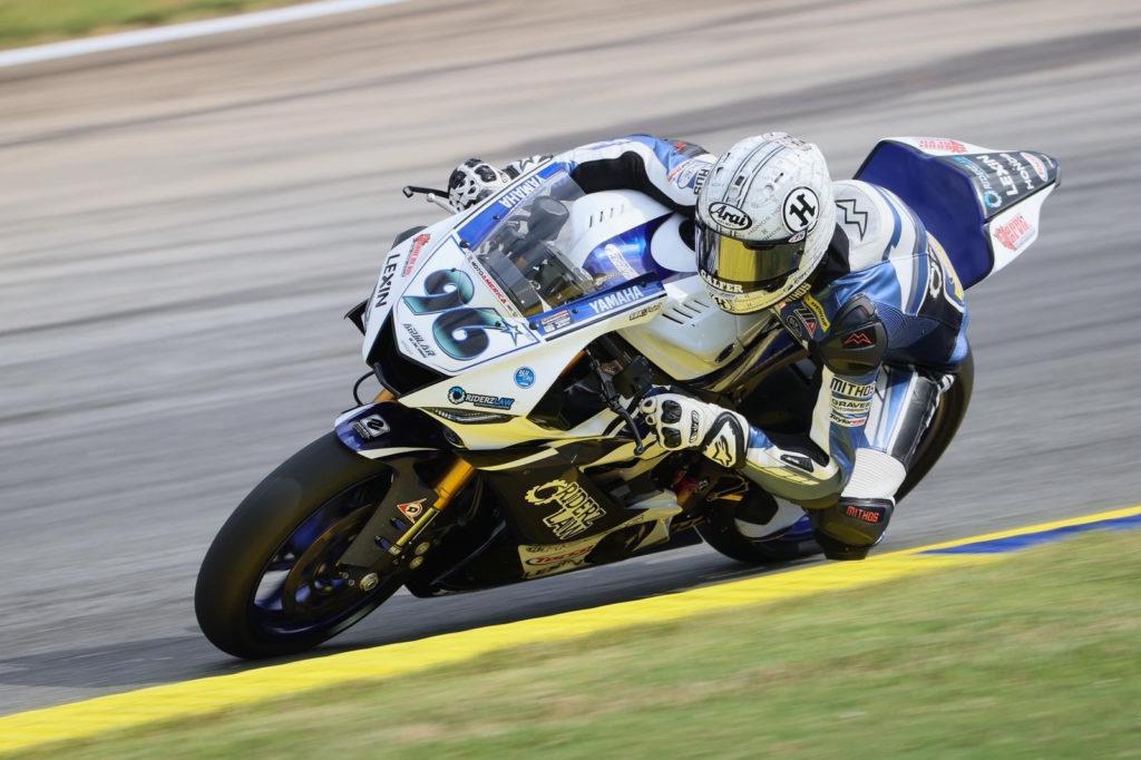 Jason Aguilar (96). Photo by Brian J. Nelson, courtesy Jason Aguilar Racing.