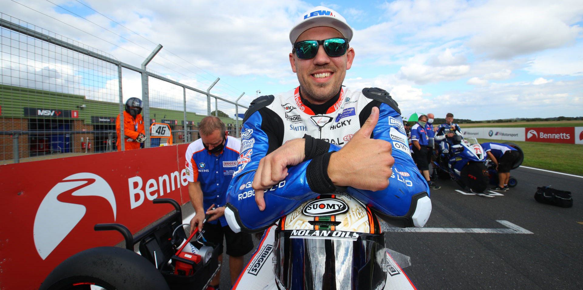 World Endurance Hickman Joins Bmw Team For 24 Hours Of Le Mans Roadracing World Magazine Motorcycle Riding Racing Tech News