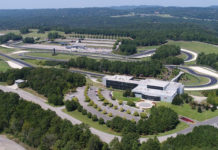 Barber Motorsports Park. Photo courtesy Barber Motorsports Park.