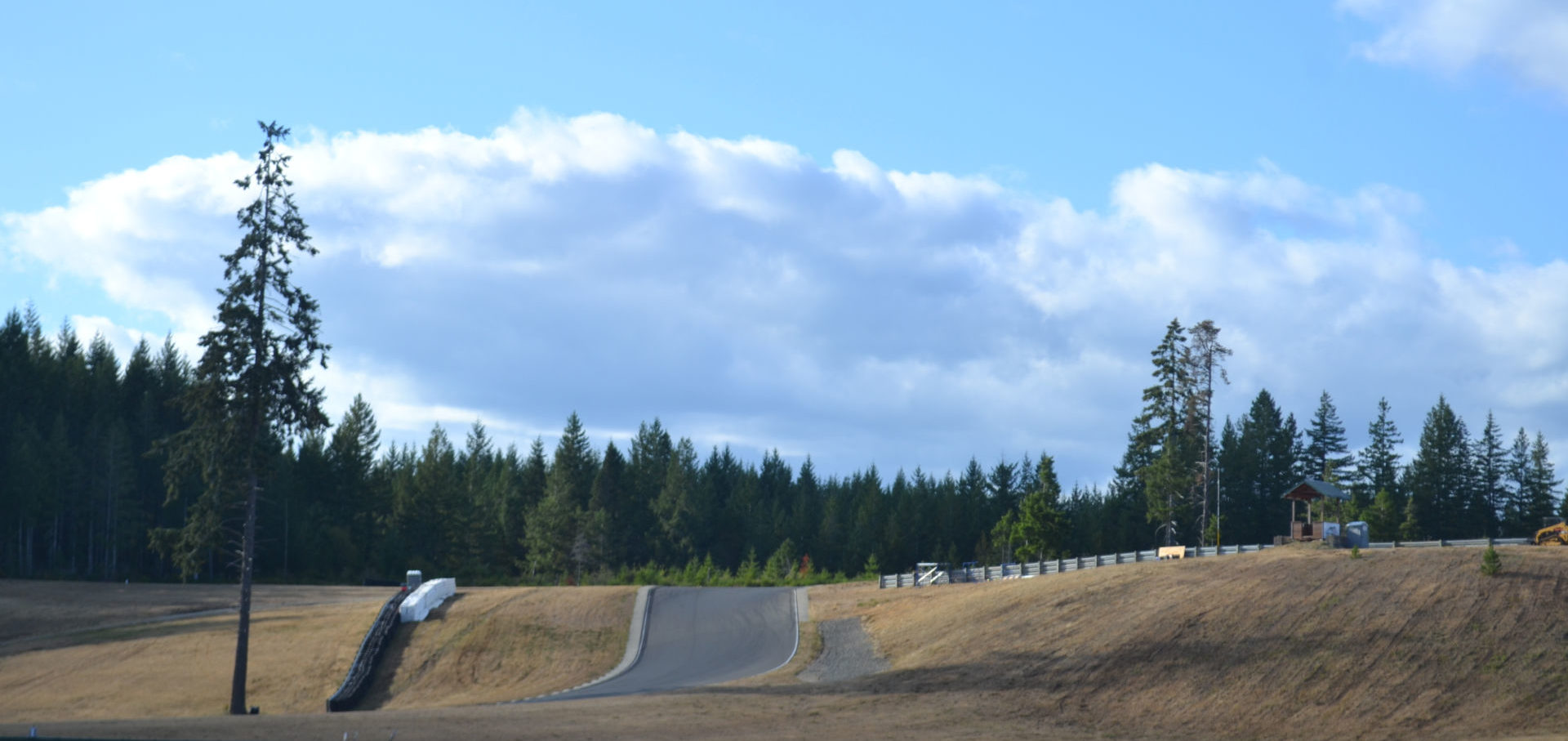 Ridge Motorsports Park. Photo by David Swarts.