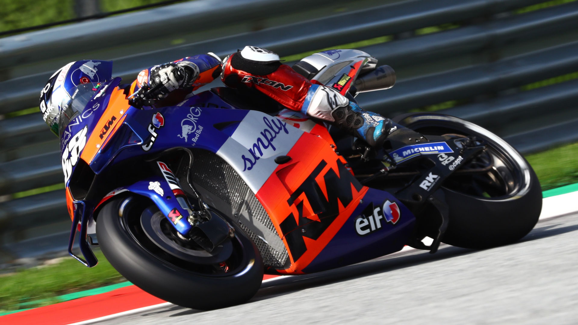 Motogp Oliveira Expects To Continue Fighting For Top Positions Roadracing World Magazine Motorcycle Riding Racing Tech News