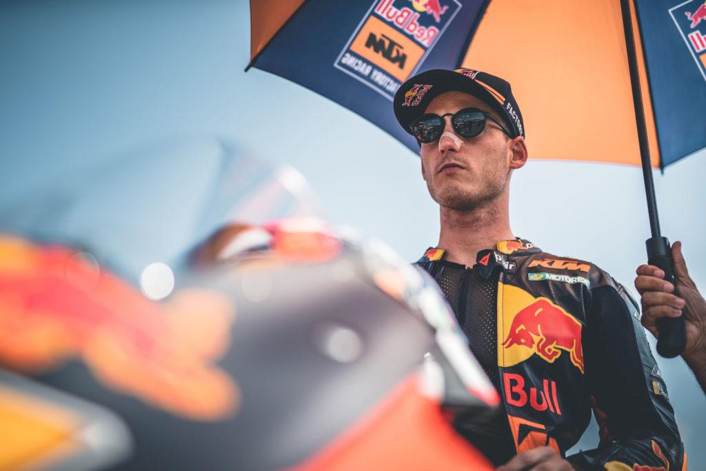 Pol Espargaro. Photo courtesy Red Bull KTM.