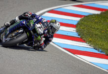 Maverick Vinales (12). Photo courtesy Monster Energy Yamaha.
