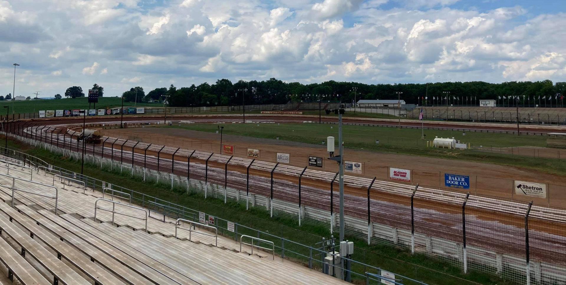 Williams Grove Speedway, in Mechanicsburg, Pennsylvania.