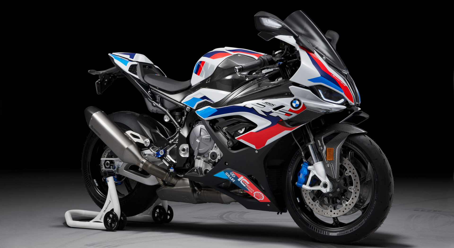 The new BMW M 1000 RR. Photo courtesy BMW Motorrad.