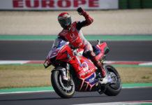 Francesco Bagnaia (63). Photo courtesy Pramac Racing.