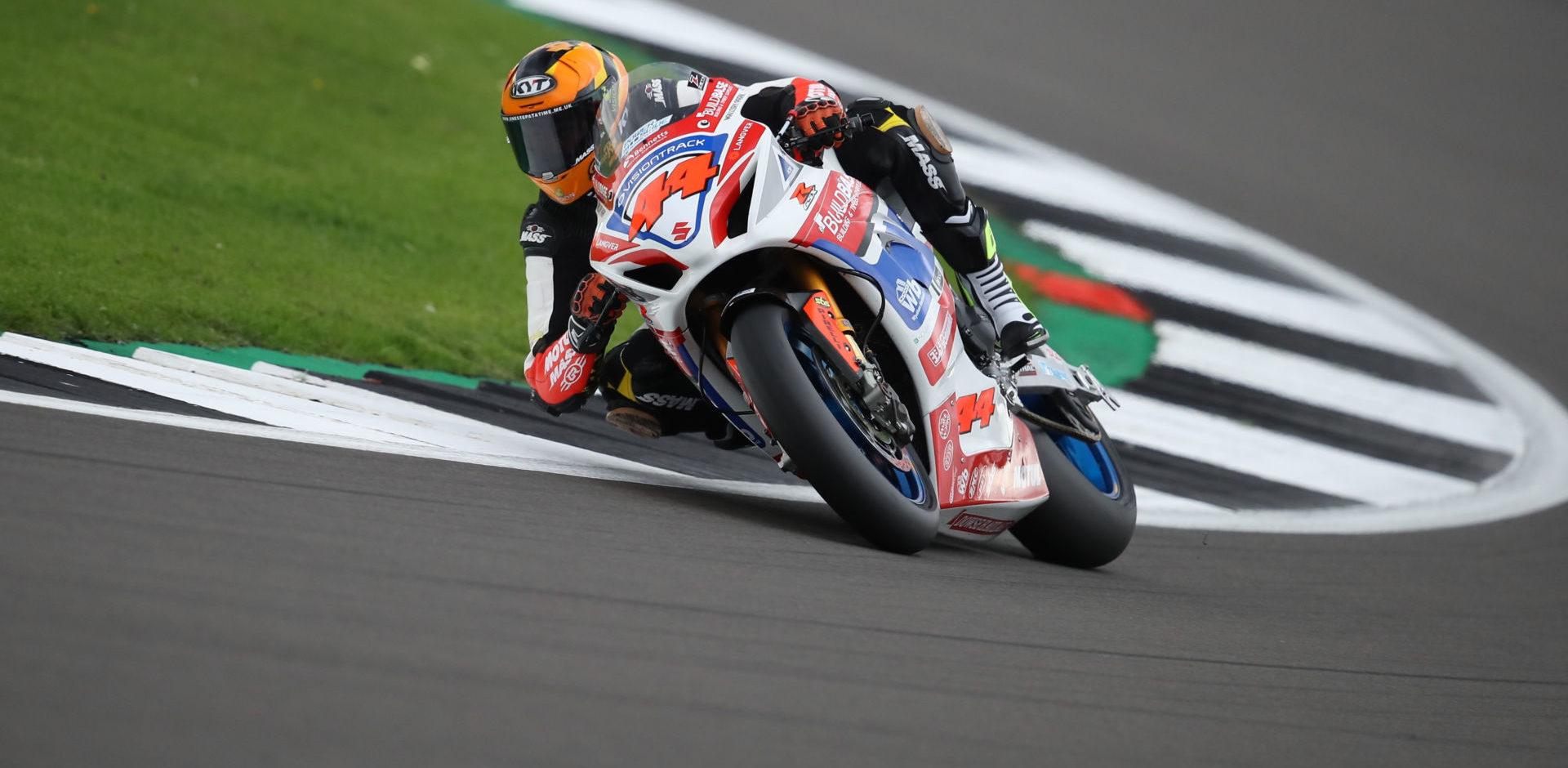 Gino Rea (44). Photo courtesy MotorSport Vision Racing.