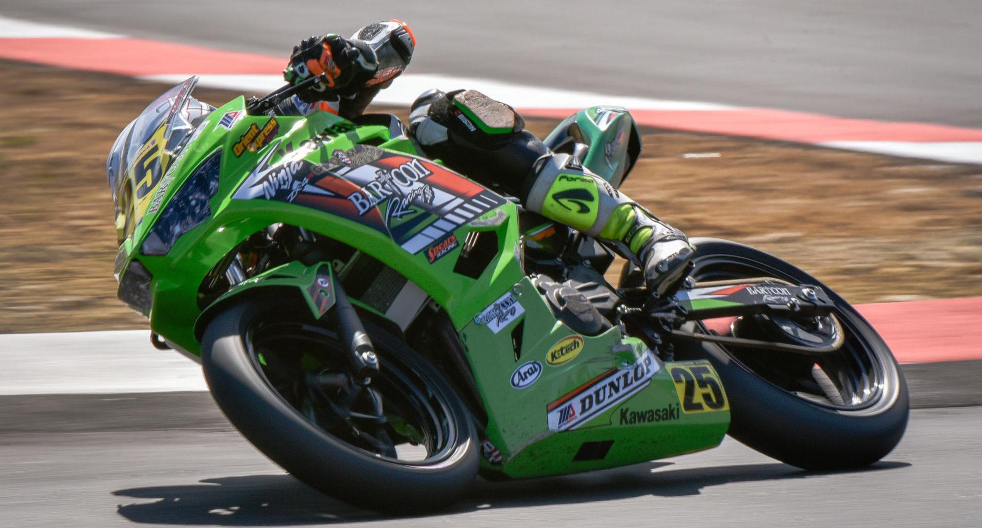Dominic Doyle (25). Photo courtesy Bartcon Racing.