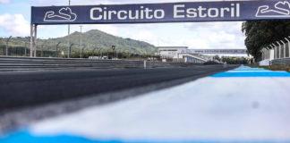 Circuito Estoril in Portugal. Photo courtesy Eurosport Events.