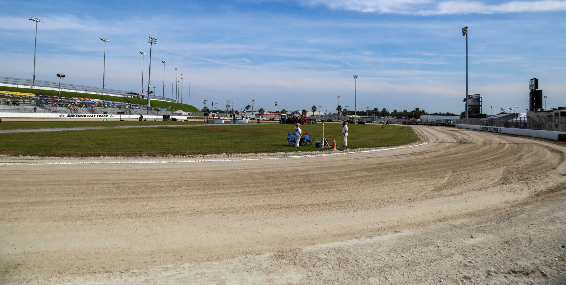 The Daytona Short Track. Photo by Scott Hunter, courtesy AFT.