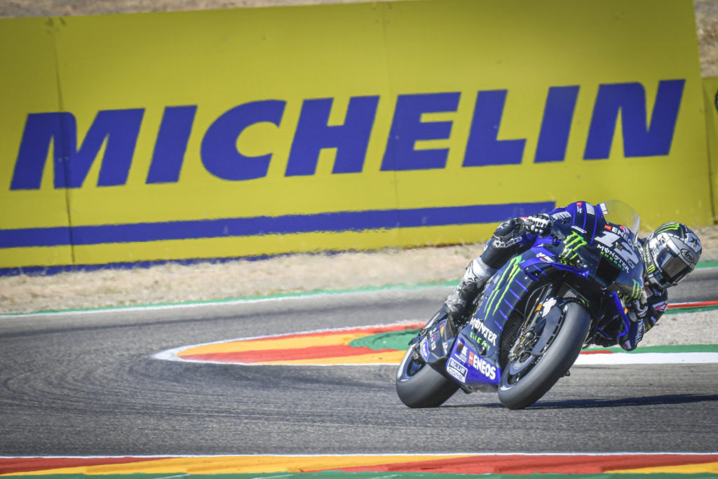 Maverick Vinales (12). Photo courtesy Dorna.