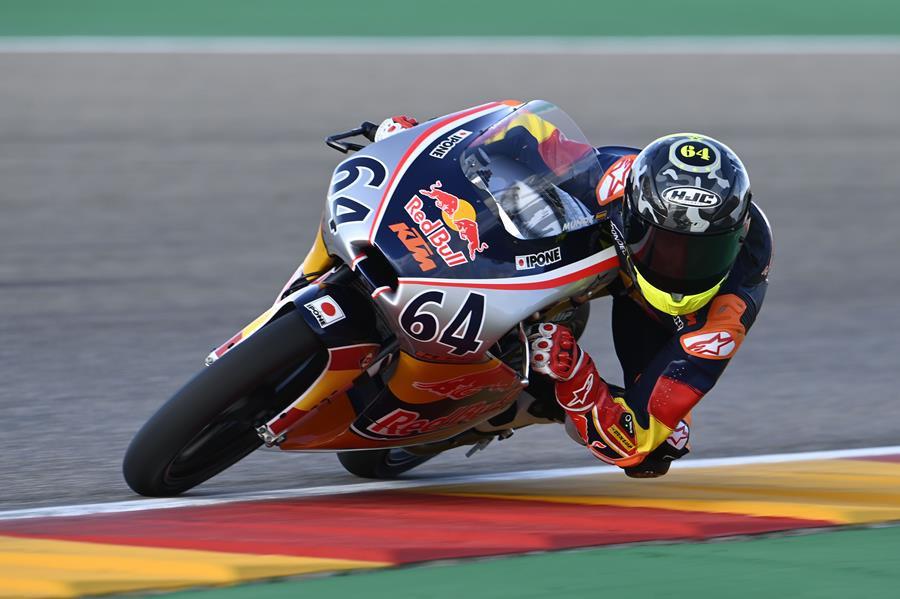 David Muñoz (64). Photo courtesy Red Bull.
