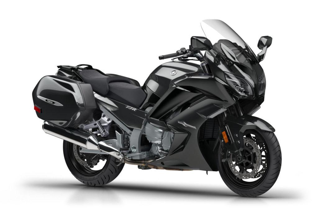 A 2021-model Yamaha FJR1300ES. Photo courtesy Yamaha Motor Corp., U.S.A.