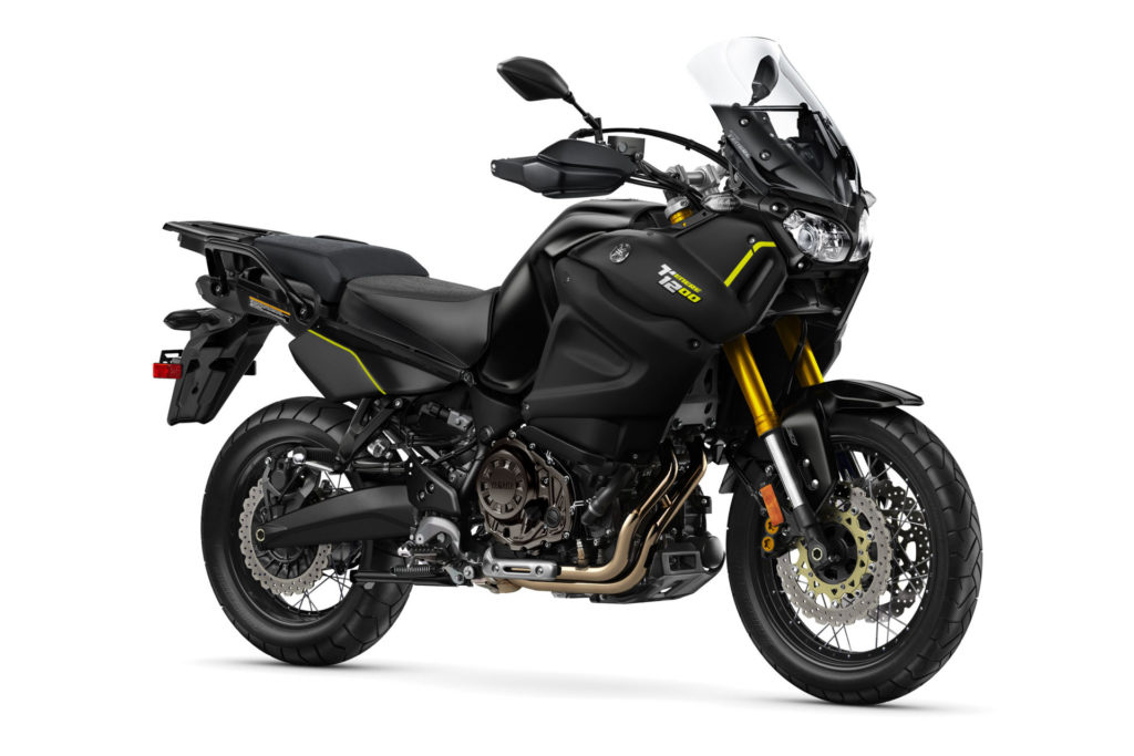 A 2021-model Yamaha Super Ténéré ES. Photo courtesy Yamaha Motor Corp., U.S.A.