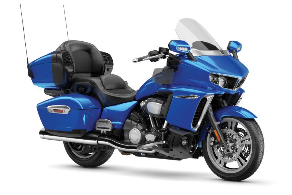 A 2021-model Yamaha Star Venture. Photo courtesy Yamaha Motor Corp., U.S.A.