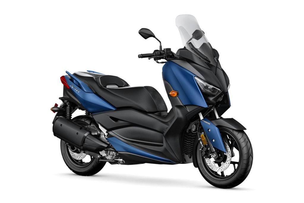 A 2021-model Yamaha XMAX. Photo courtesy Yamaha Motor Corp., U.S.A.