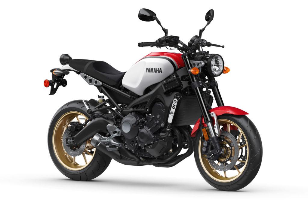 A 2021 Yamaha XSR900. Photo courtesy Yamaha Motor Corp., U.S.A.