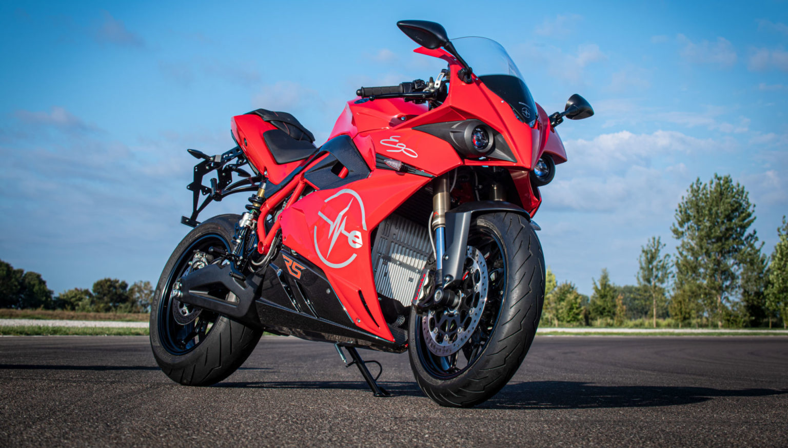 Energica Working On Rider-to-Motorcycle Voice Communication