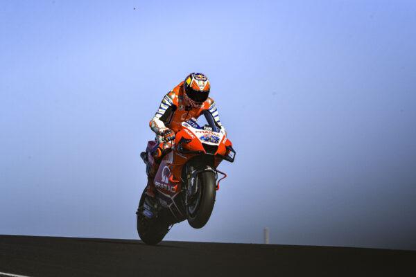 Jack Miller (43). Photo courtesy Pramac Racing.