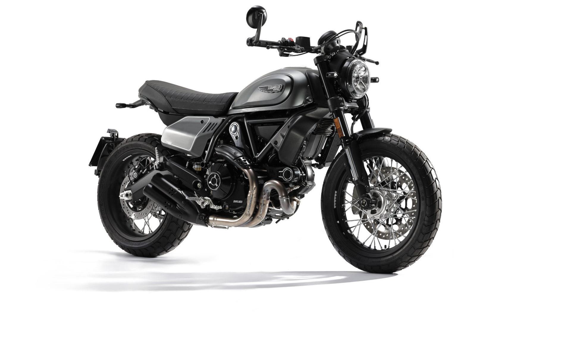 A 2021 Ducati Scrambler Nightshift. Photo courtesy Ducati.
