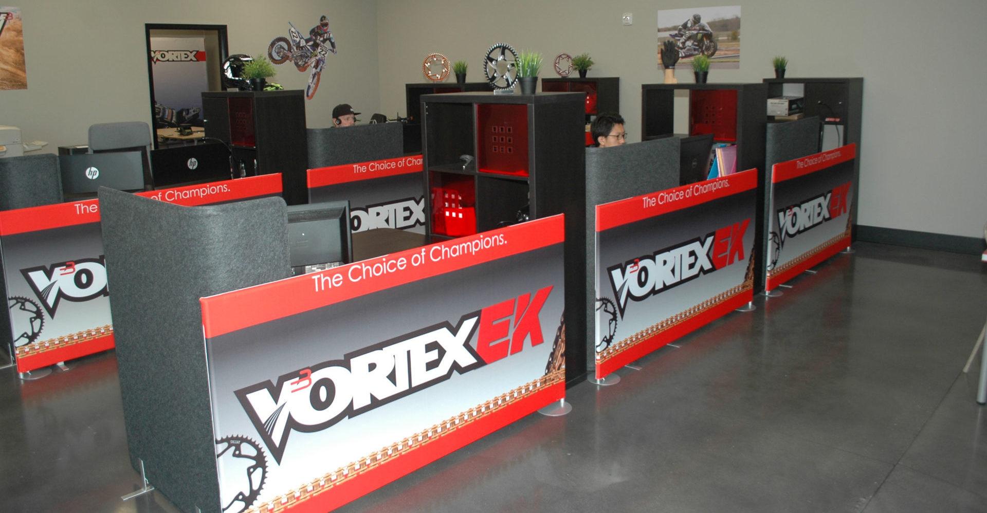 Vortex-EK North America headquarters in Salt Lake City, Utah. Photo by David Swarts.