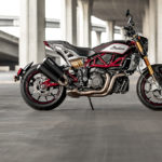 A 2022-model Indian FTR R Carbon. Photo courtesy Indian Motorcycle.