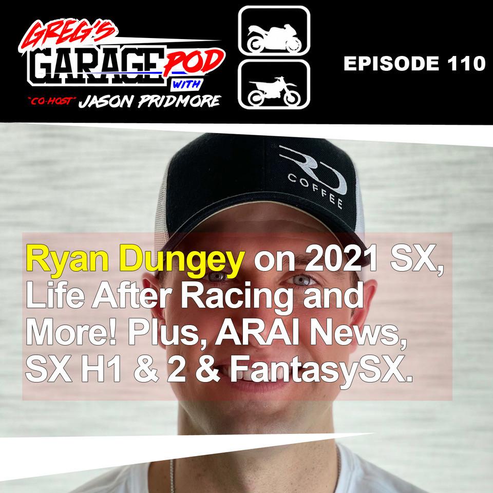 Image courtesy Greg's Garage Pod.