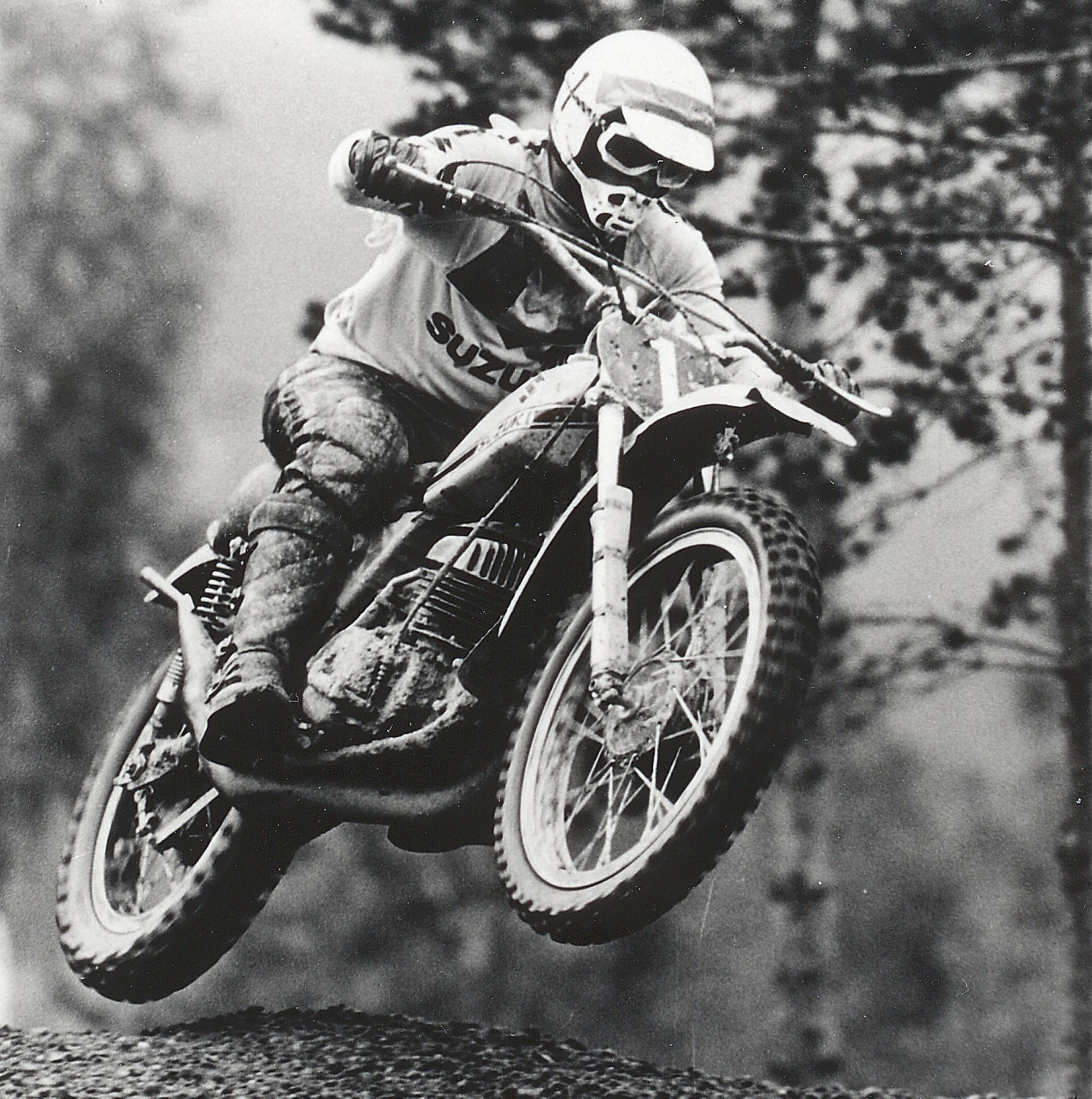 Joël Robert (1). Photo courtesy AMA Motorcycle Hall of Fame Museum.