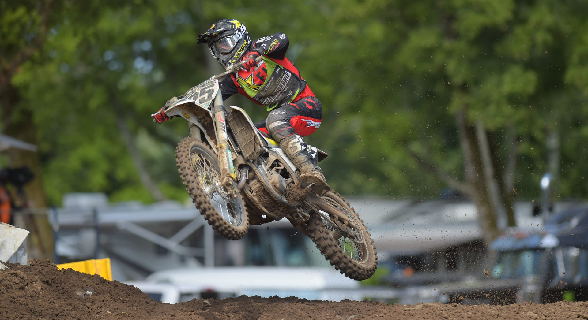 Stilez Robertson, the 2020 AMA Athlere of the Year - Grand Championships. Photo by Ken Hill, courtesy AMA.