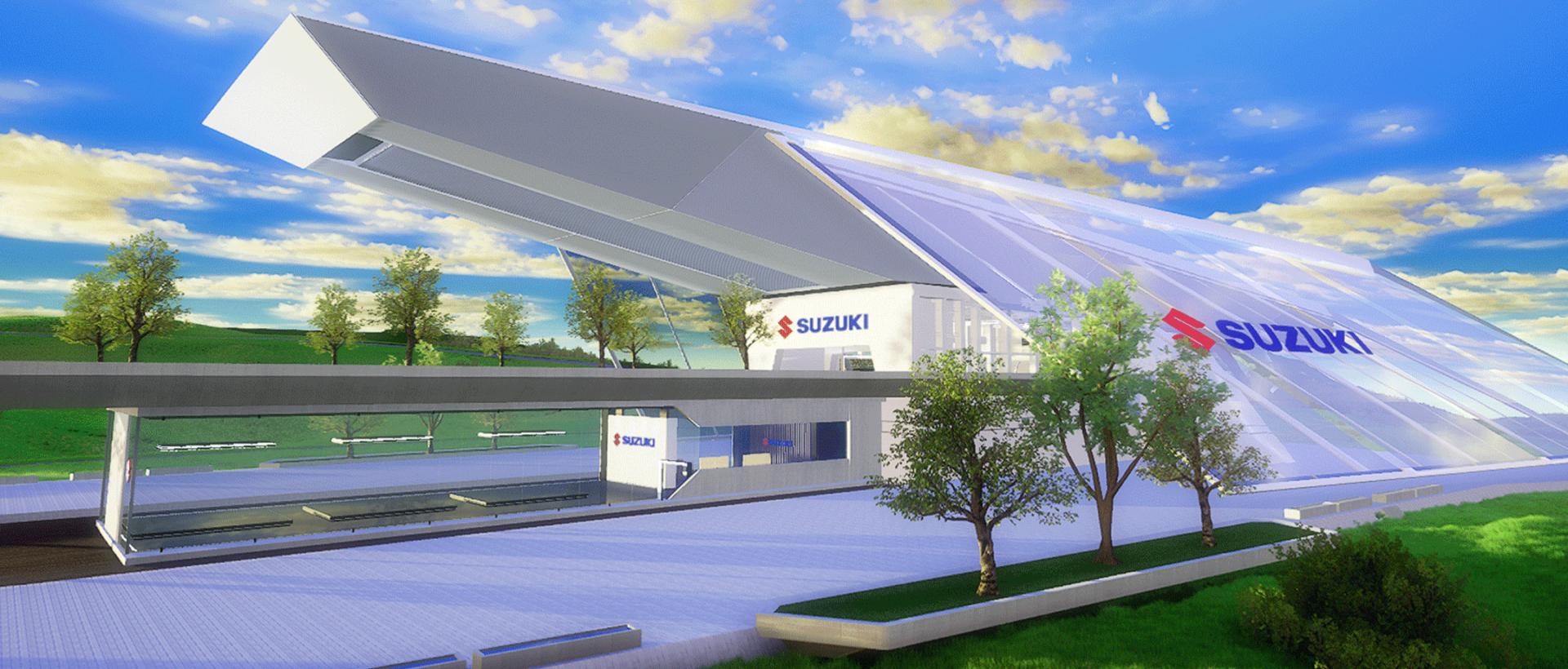 Image courtesy Suzuki Motor of America, Inc.