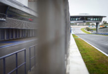 With the rain continuing to fall Thursday and a limited number of private testing days allowed in 2021, World Superbike teams decided to cancel testing at Jerez. Photo courtesy Dorna WorldSBK Press Office.
