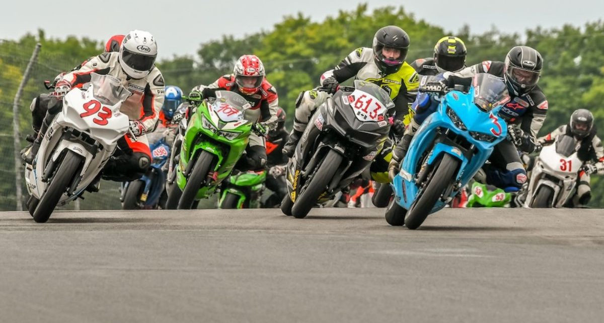 Canadian Superbike: New Road Race School Sponsors Support Class