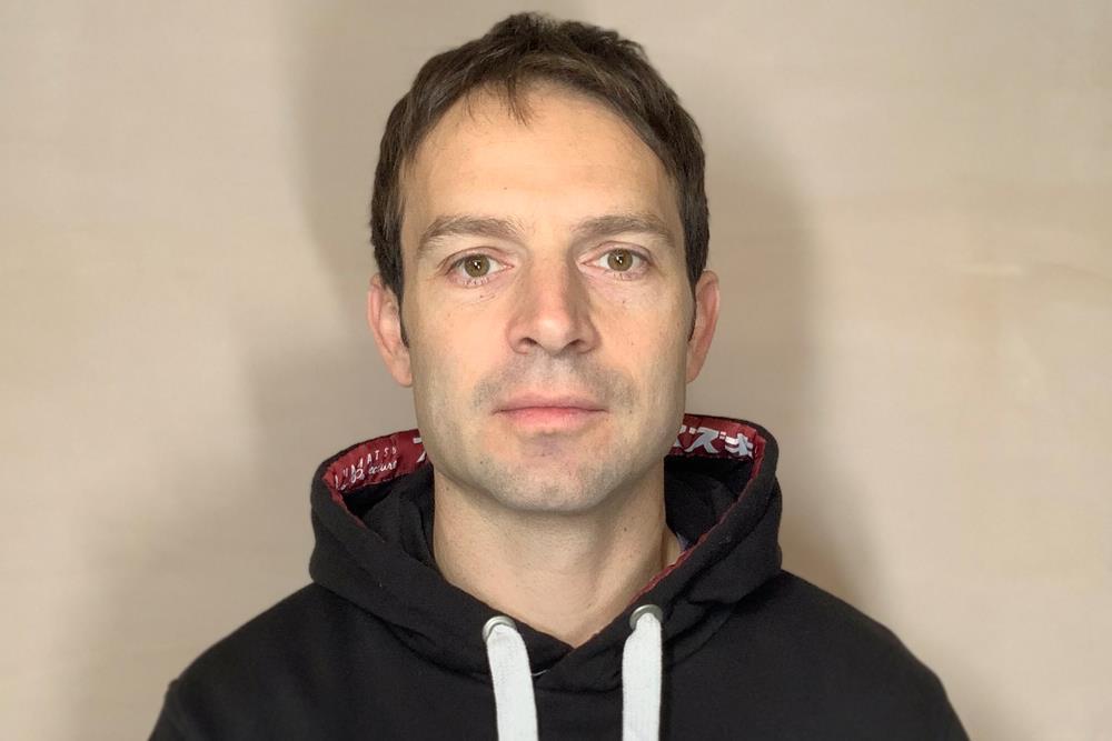 Sylvain Guintoli. Photo courtesy Team Suzuki Press Office.