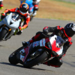 Action from a Superbike-Coach event. Photo courtesy Superbike-Coach.