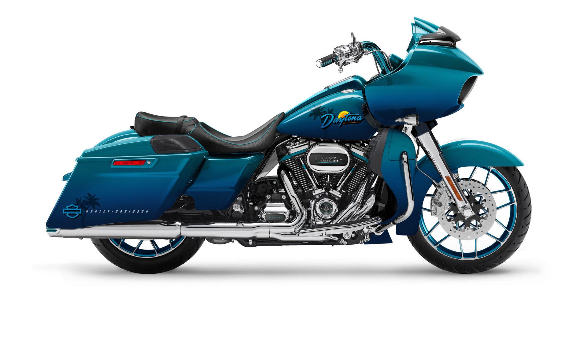 The grand prize in Harley-Davidson's