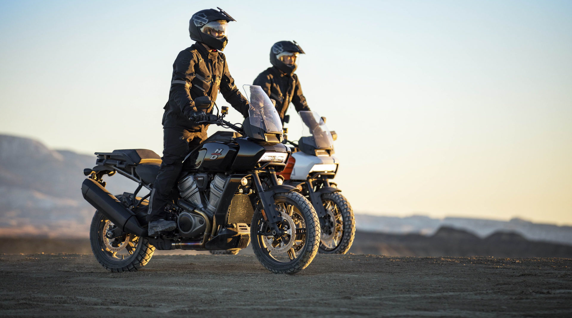 Harley-Davidson's new Pan America 1250 adventure touring bike. Photo courtesy Harley-Davidson.