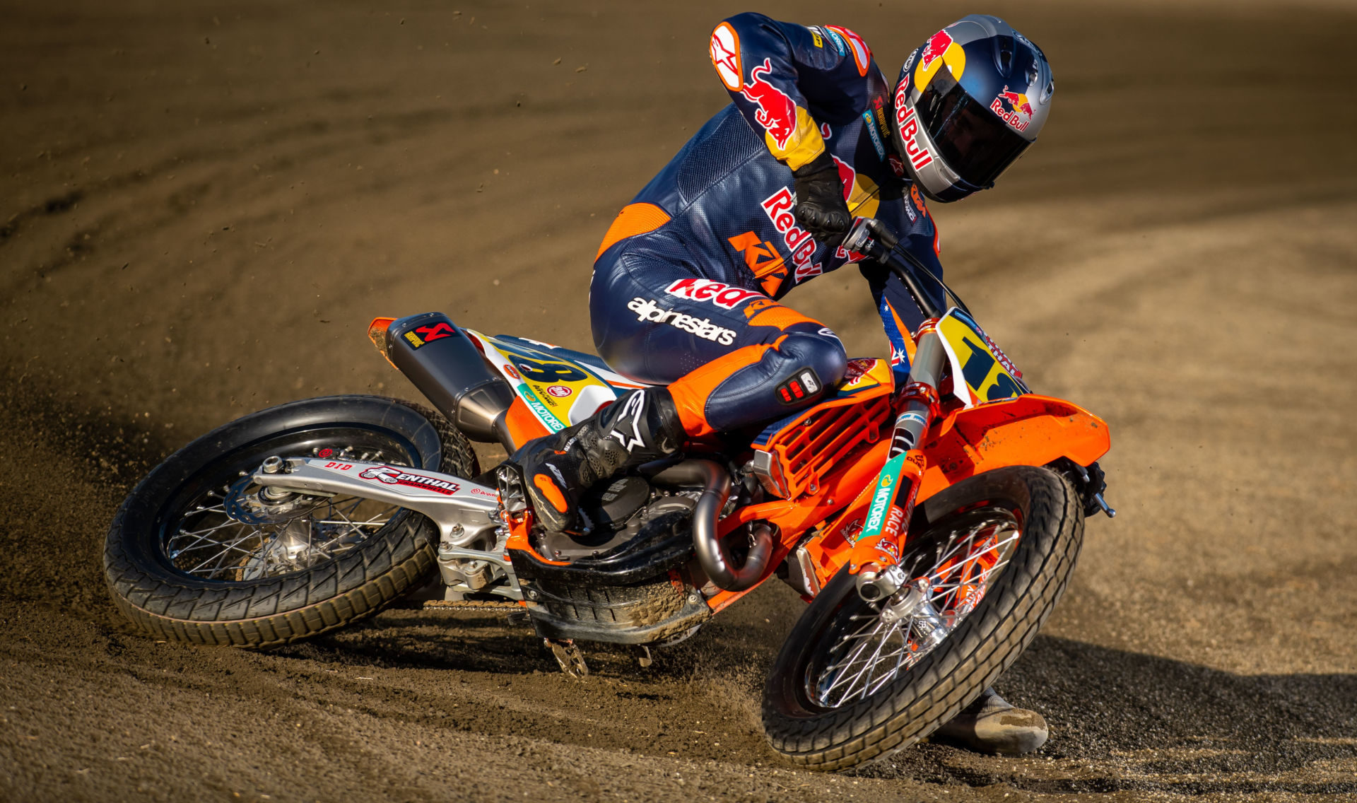 Max Whale (18). Photo courtesy Red Bull KTM.